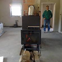 Kominki z płaszczem wodnym - instalacje - Bielsko-Biała - Admar